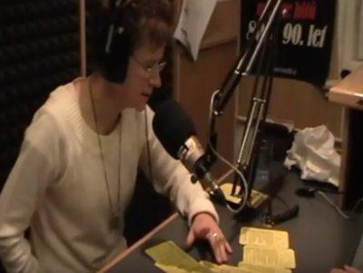 Výklad karet Jitky na rádiu Kiss98